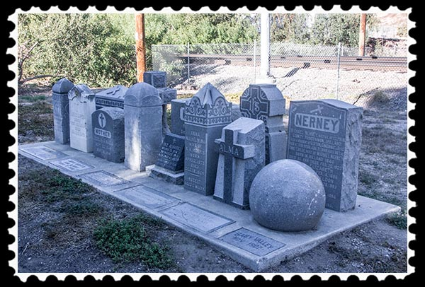 Mount Hope Cemetery in San Diego