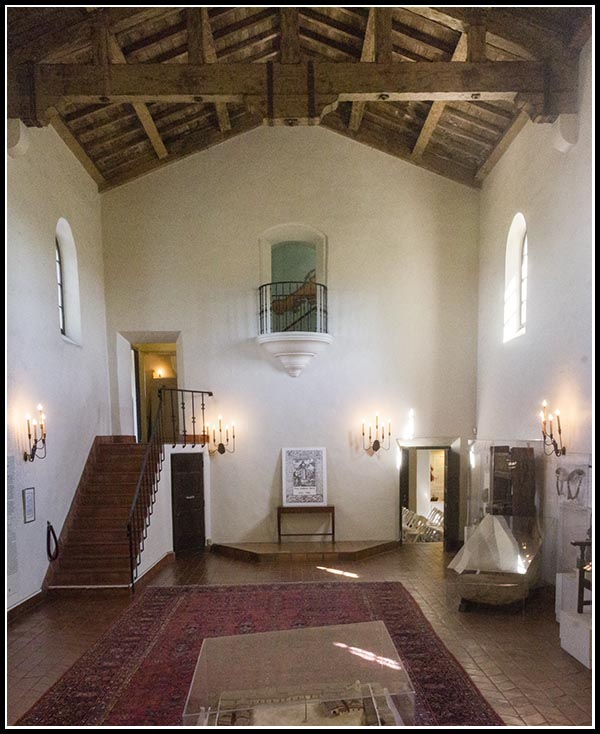 Junipero Serra Museum in San Diego