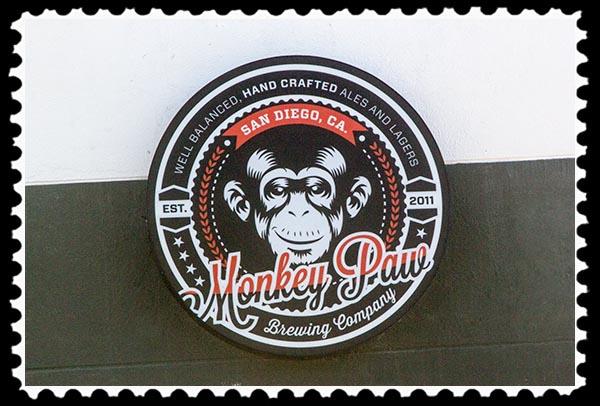 Monkey Paw Brewing Company San Diego