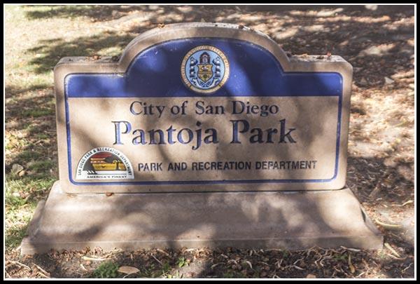 Pantoja Park in San Diego