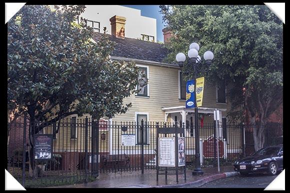 Heath-Davis House