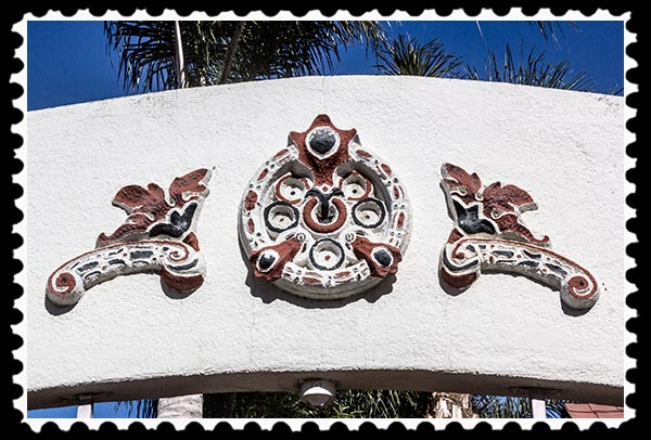 Villa Montezuma in San Diego, California