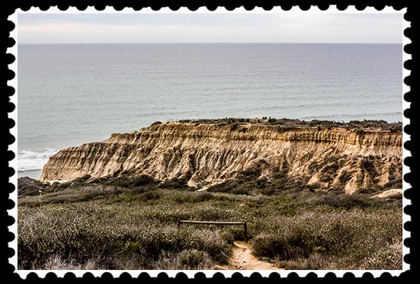Torrey Pines State Nature Reserve, San Diego