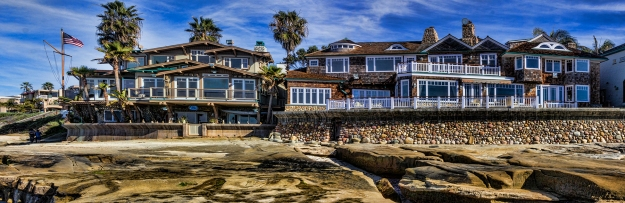 San Diego beach houses