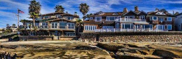 San Diego beach houses
