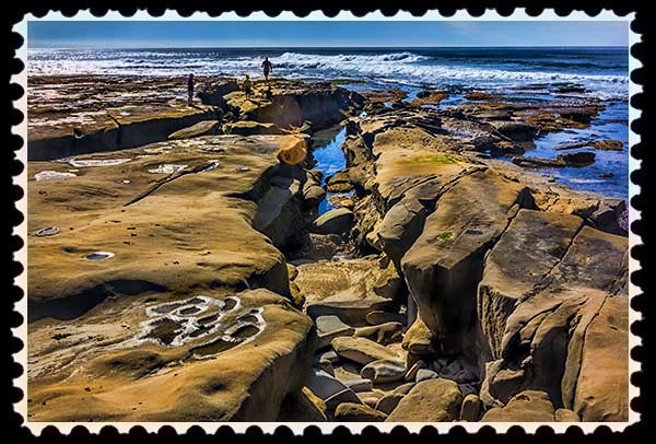 La Jolla Tide Pools, San Diego, California