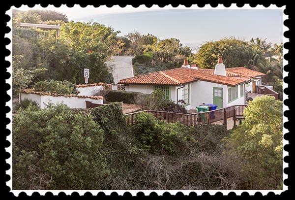 The Munchkin House of La Jolla, California