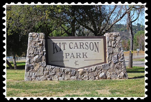 Kit Carson Park in Escondido, California