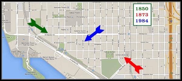 Davis-Horton House locations