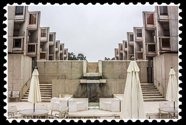 Salk Institute in San Diego