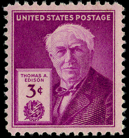 Scott #945 Thomas Edison