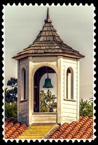 Casa de Estudillo Museum in Old Town San Diego State Historic Park