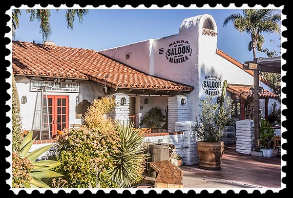 Barra Barra Saloon in Old Town San Diego State Historic Park