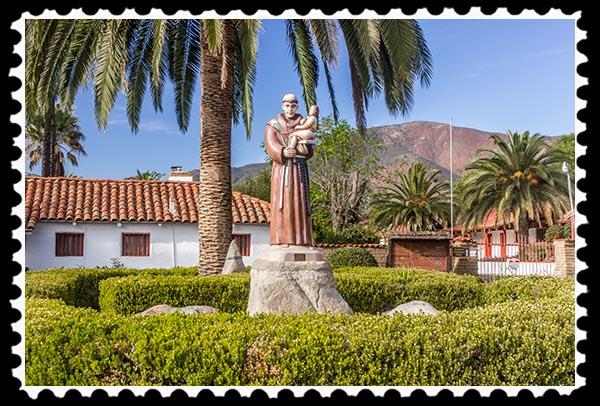 Mission San Antonio de Pala in Pala, California