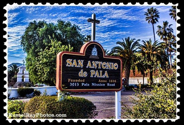 Mission San Antonio De Pala California Russel Ray Photos