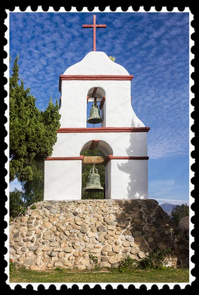 Mission San Antonio de Pala in Pala, California