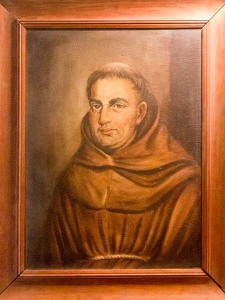 Father Antonio Peyri of Mission San Antonio de Pala