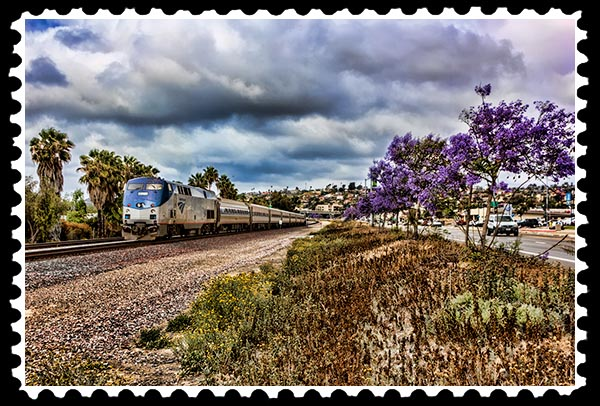 img_1699 amtrak jacaranda train railroad stamp