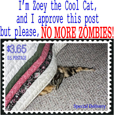 zoey the cool cat no more zombies