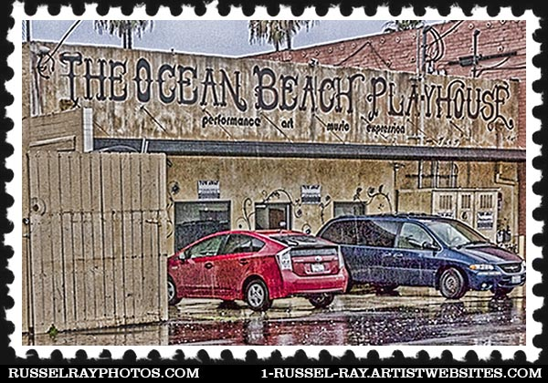 omg_0097 ocean beach business sign stamp