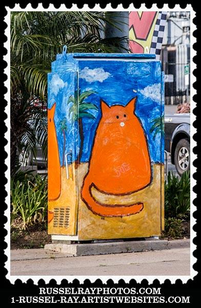 Cat utility box