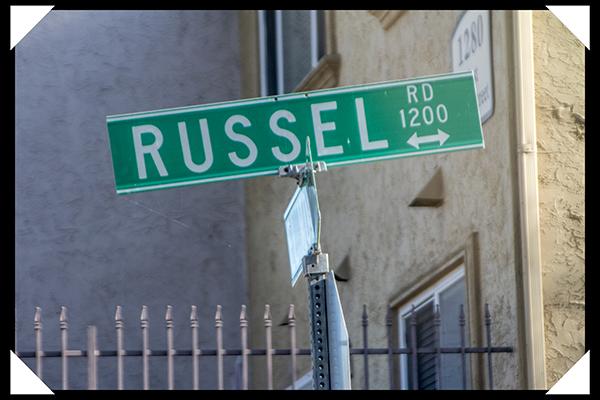 Russel Road