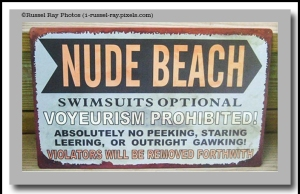 Clothing optional