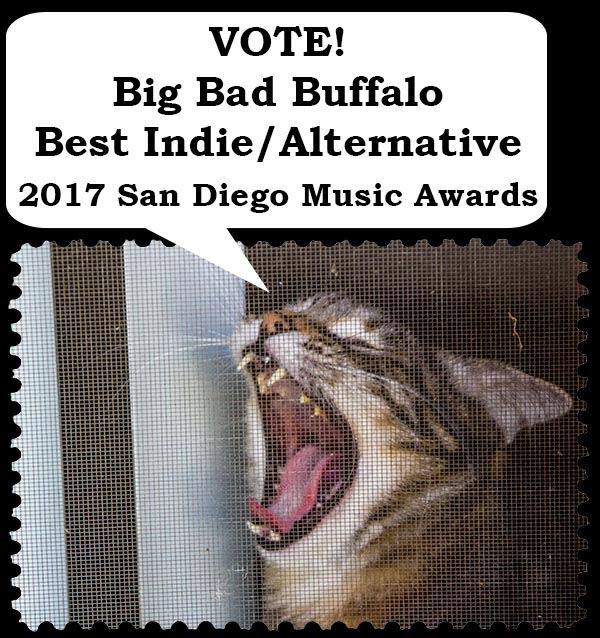 Vote for Big Bad Buffalo