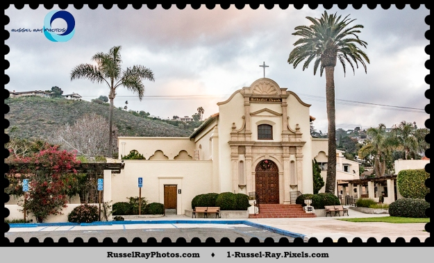 La Jolla Methodist Church chapel