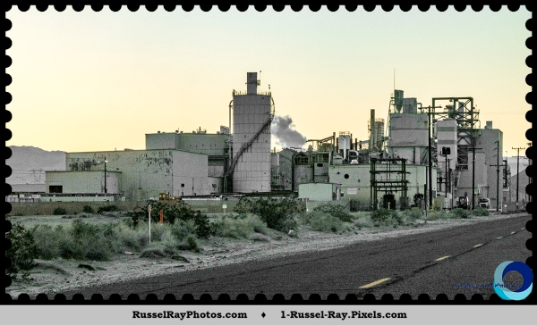 Plaster City, California