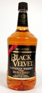 Black Velvet, Canadian Whiskey
