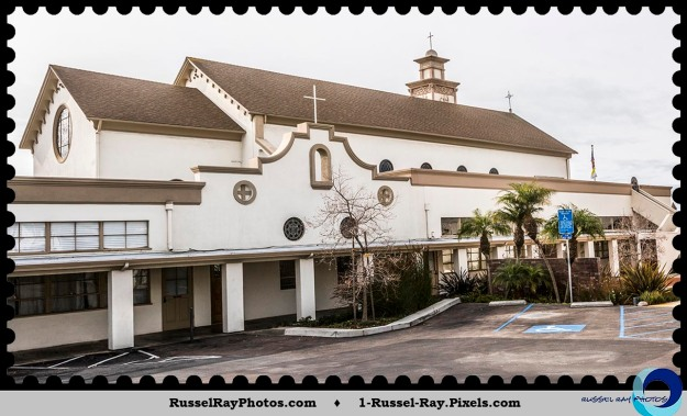St. Brigid Parish Catholic Church, Pacific Beach, San Diego, California