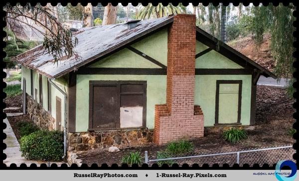 La Mesa Spring House, Collier Park, La Mesa