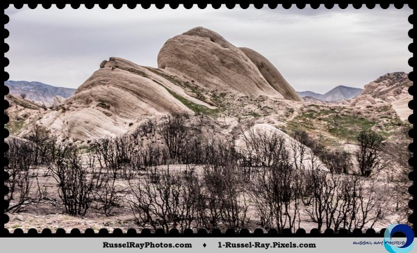 Mormon Rocks