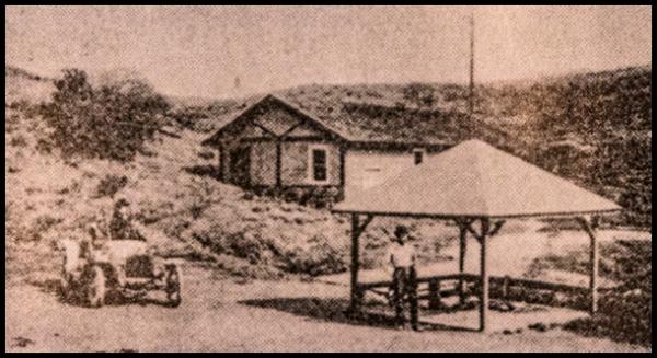La Mesa Spring House, ca. 1912