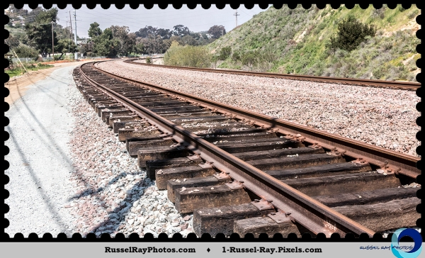 Re-aligned track work not completed