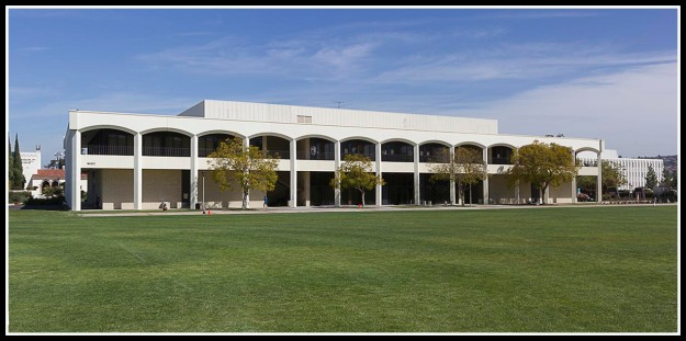 Music Building at San Diego State University