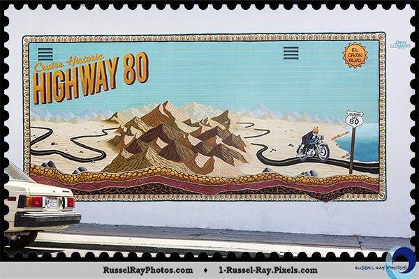 Cruise Highway 80