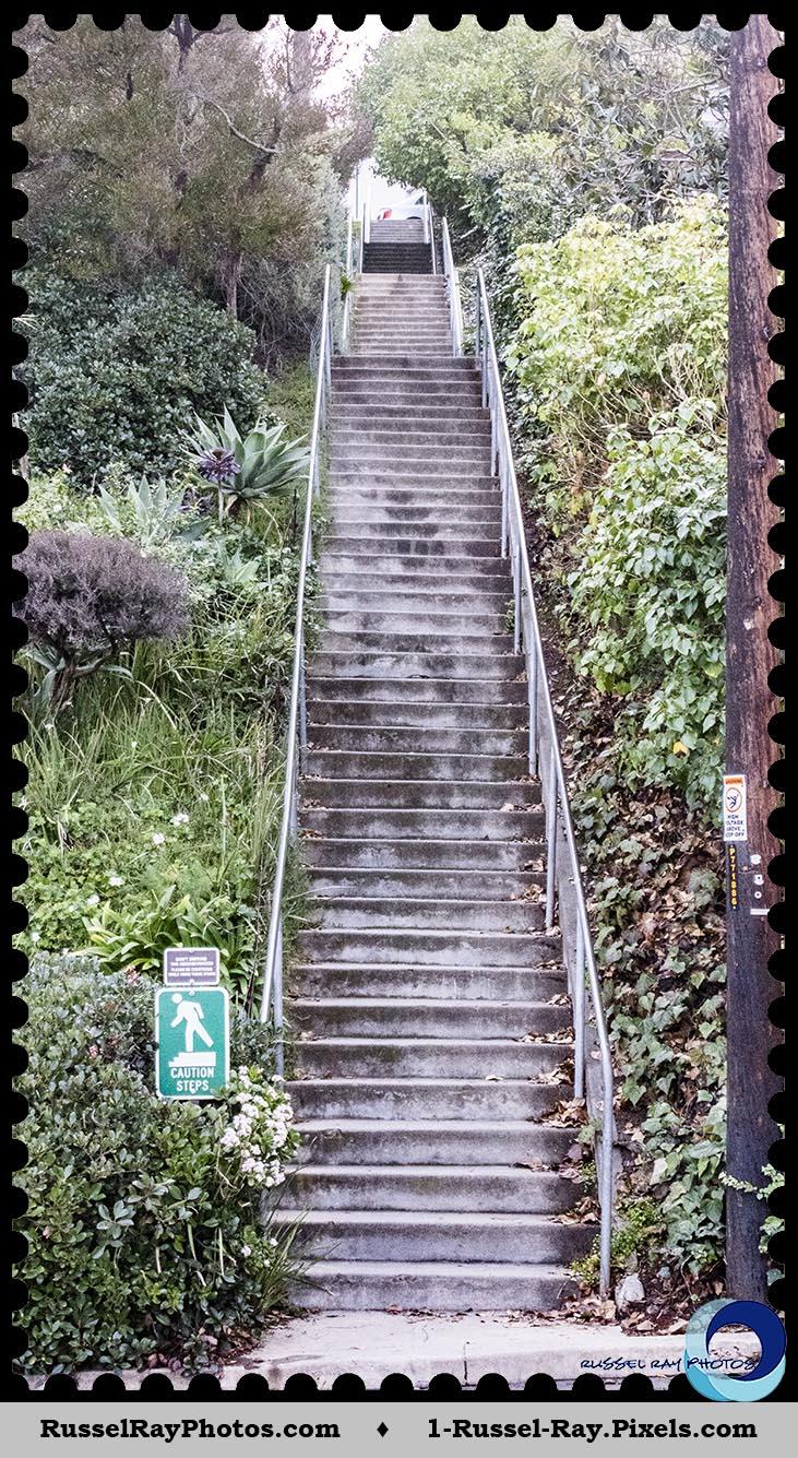 La Mesa Secret Stairs