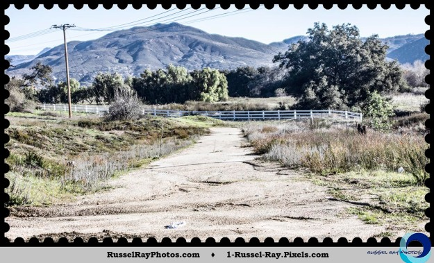 1917 abandoned section of U.S. Highway 80 on Viejas Indian Reservation in California