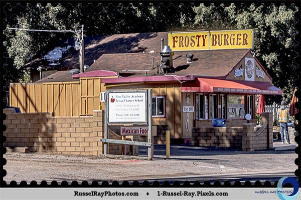 Frosty Burger in Pine Valley