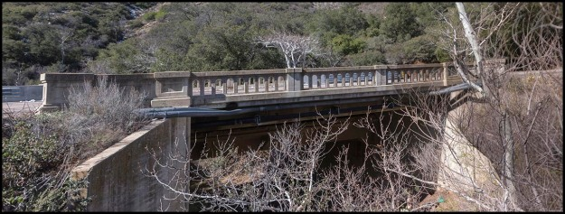 1931 U.S. Highway 80 bridge near Jacumba Hot Springs, California