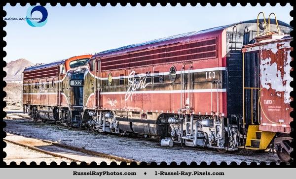 Tierra Madre Railway