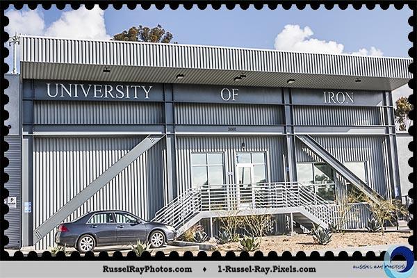 University of Iron San Diego