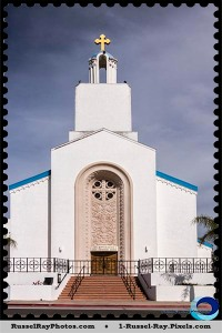 St. Spyridon Greek Orthodox Church, San Diego CA