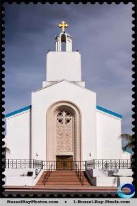 St. Spyridon Greek Orthodox Church, San Diego CA