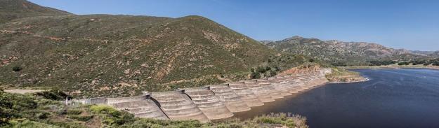 Sutherland Dam, Ramona CA