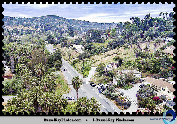 Bancroft Drive in Spring Valley CA