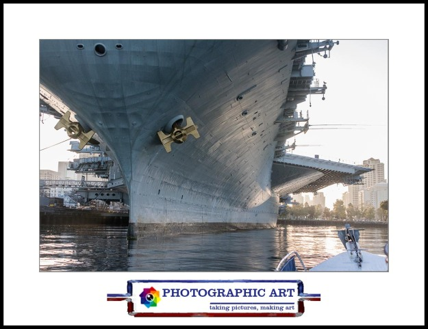 USS Midway Museum up close and personal