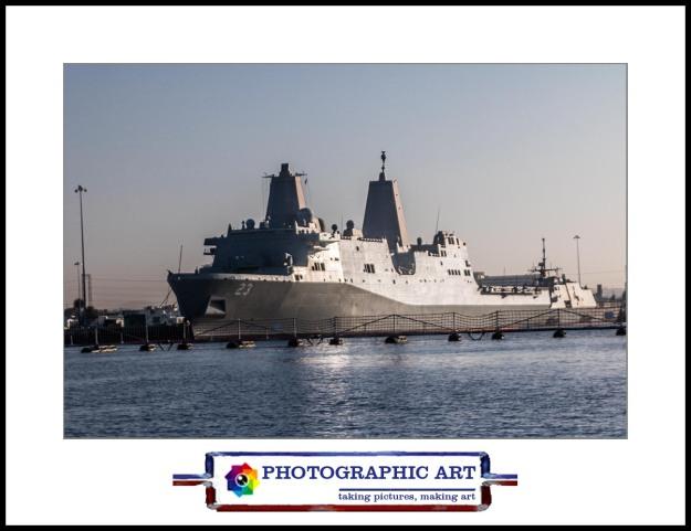 Naval vessel 23